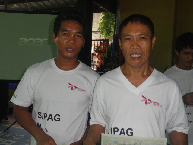 sipag graduation
